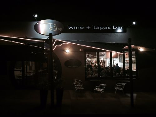 Ritzy's Wine & Tapas bar